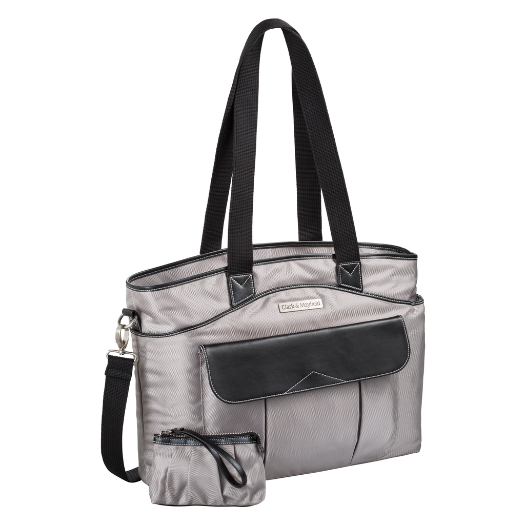"17.3"" Newport Handbag - Gray"