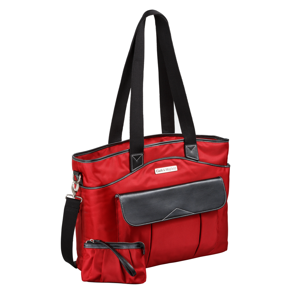 "17.3"" Newport Handbag - Red"