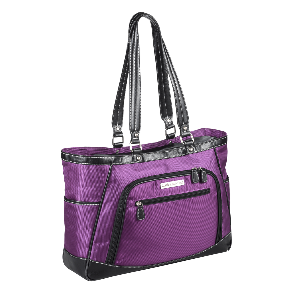 "17.3"" Sellwood Metro XL Handbag - Purple"