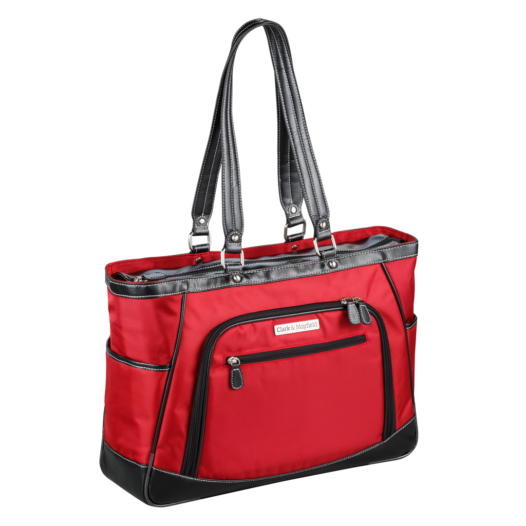 "17.3"" Sellwood Metro XL Handbag - Red"