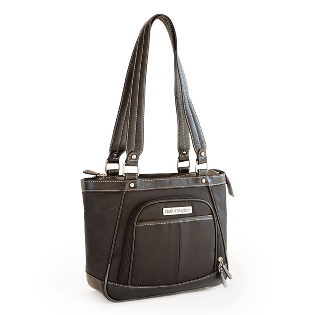 "11"" Sellwood Metro Mini Handbag - Black"