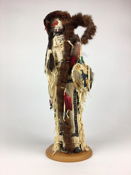 Contemporary Native American Doll
