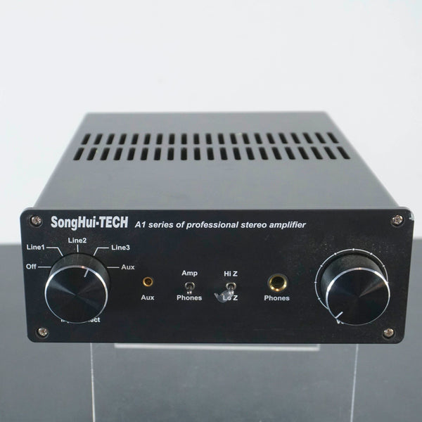 SongHui-TECH A1 Series of Professional Stereo Amplifier