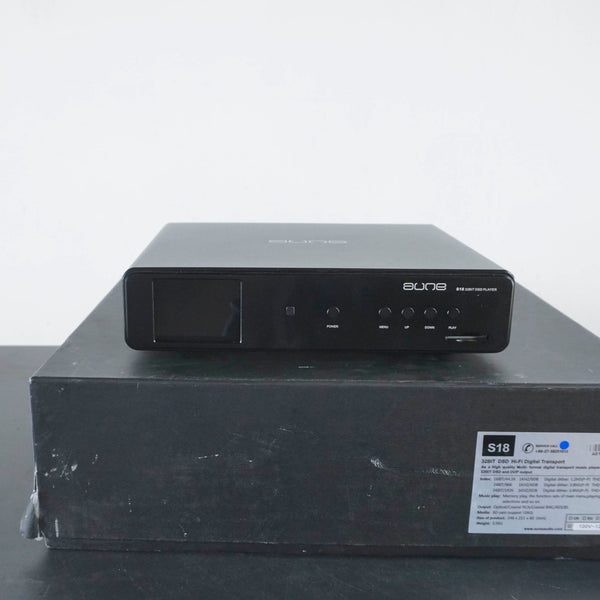 Aune S18 32Bit DSD Hi-Fi Digital Transport