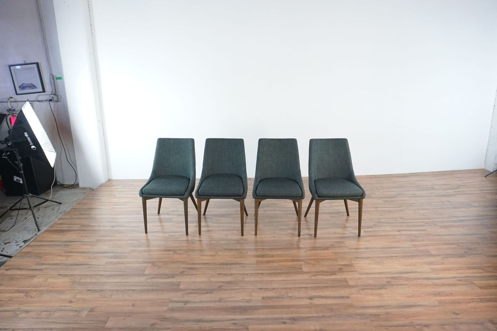 Set of Four Andean Dining Chairs