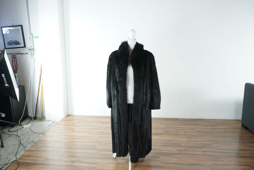 Higbee's Mink Coat (Full Length)
