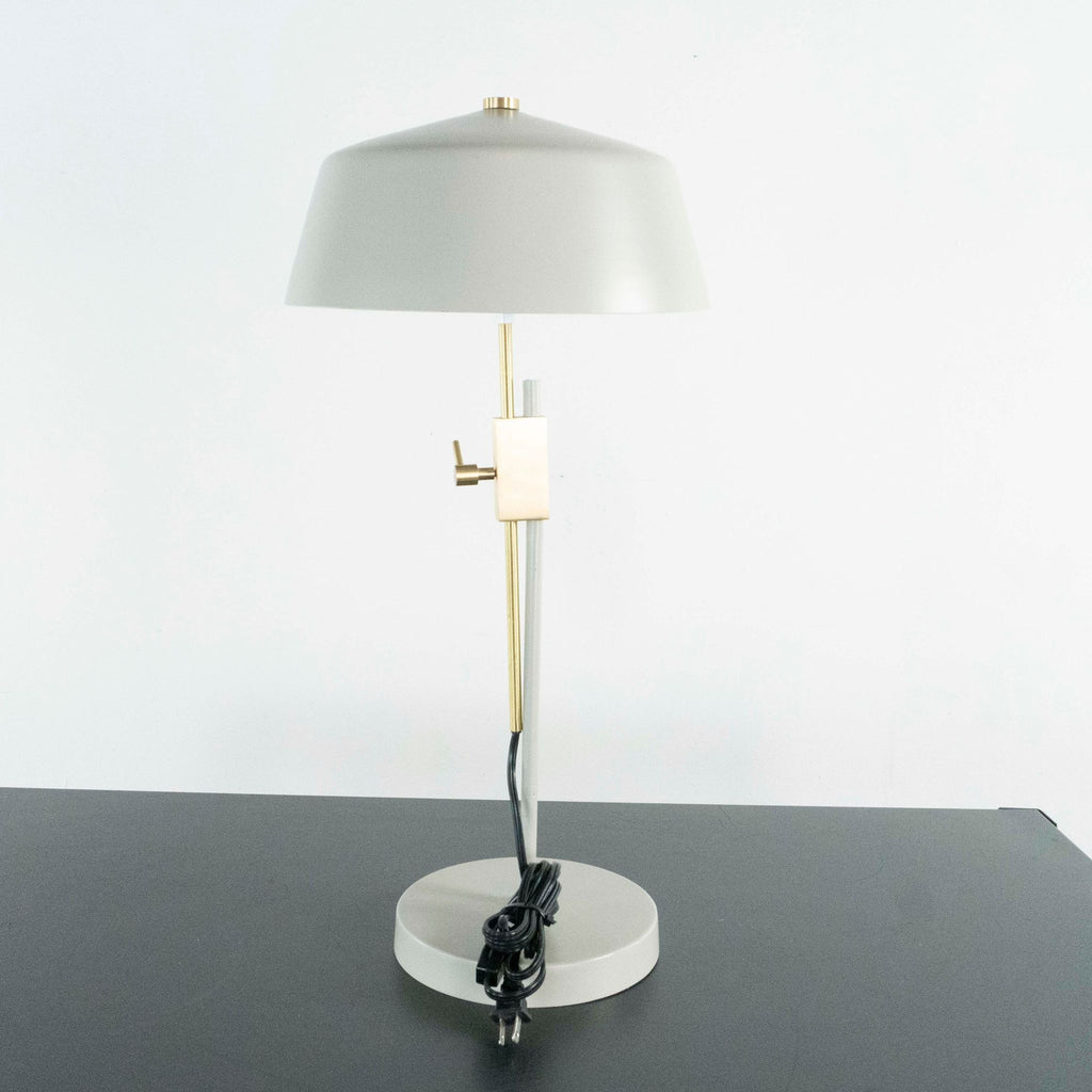 Pair of Ceramic Mid-Century Lamps