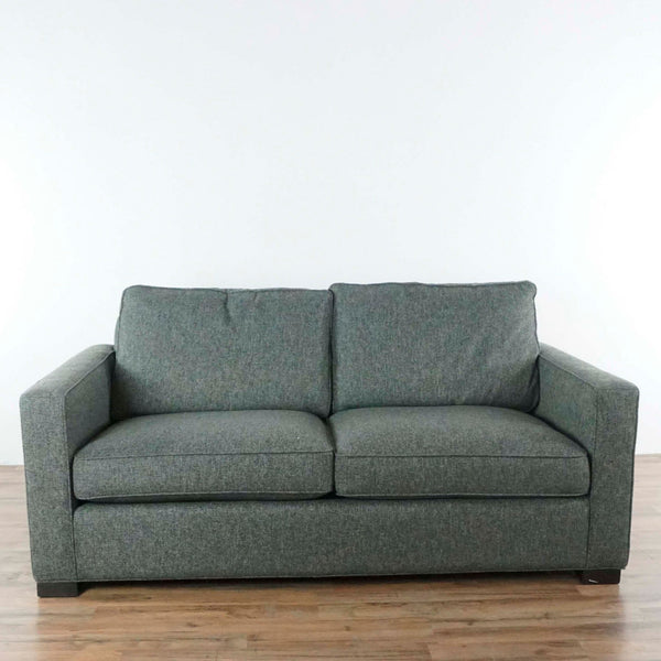 Room & Board Gray Upholstered Sofa