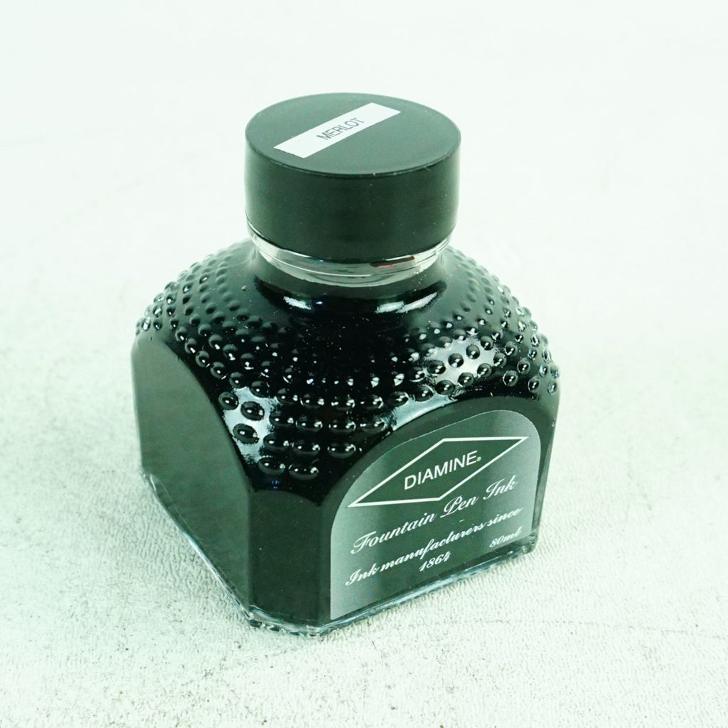 Set of 9 Diamine Fountain Pen Ink (New)