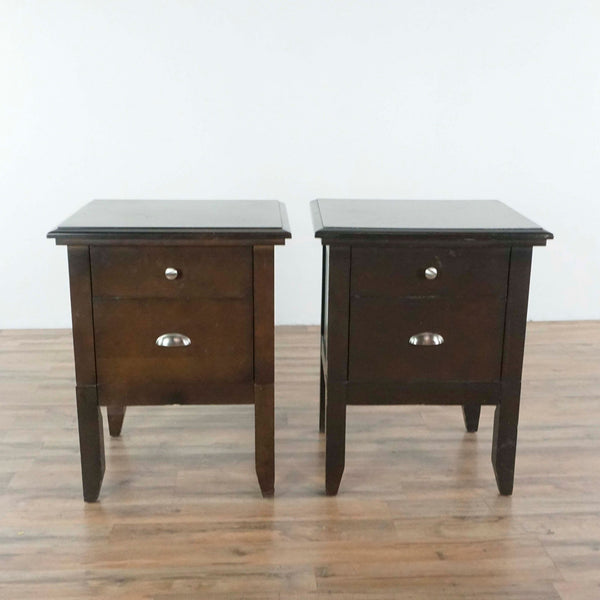 Pair of Colfax Nightstands