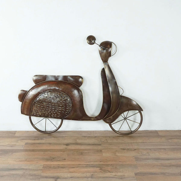 Monterey Crafts Scooty Wall Decor
