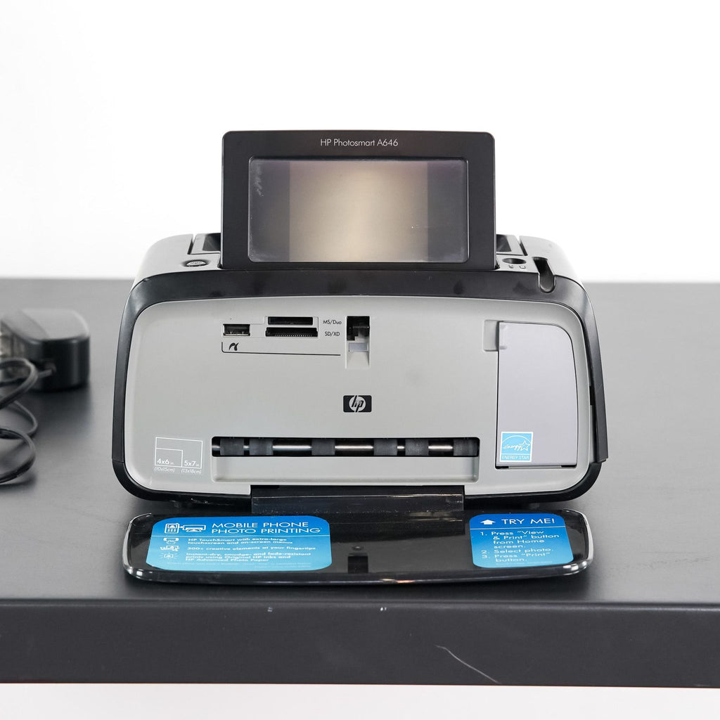 HP Photosmart A646 Photo Printer