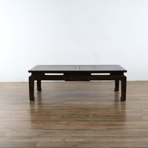 Chinese Ming Style Coffee Table