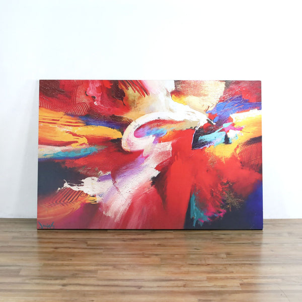 Abstract Painting by Jonas