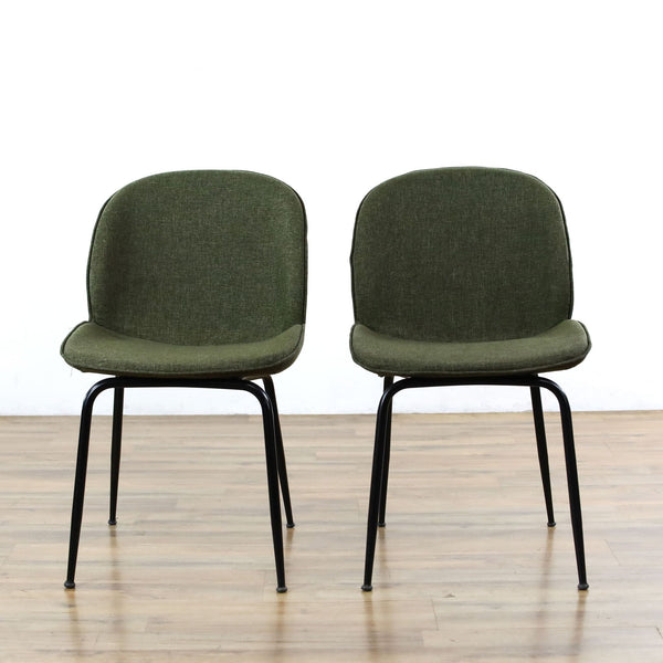 Pair of Beetle Chairs