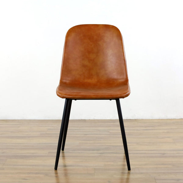 Faux Leather Dining Chair