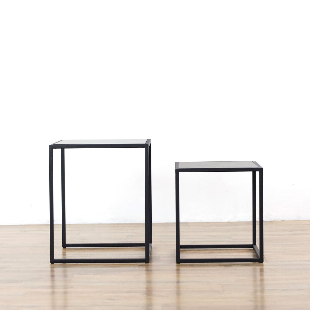 Metal Nesting Tables