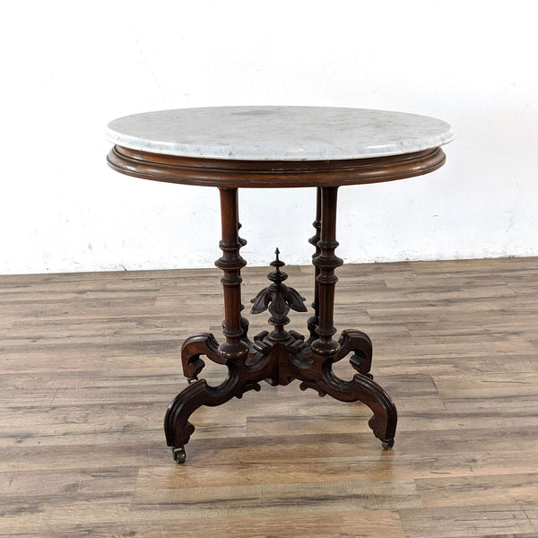 Antique Eastlake Victorian Side Table
