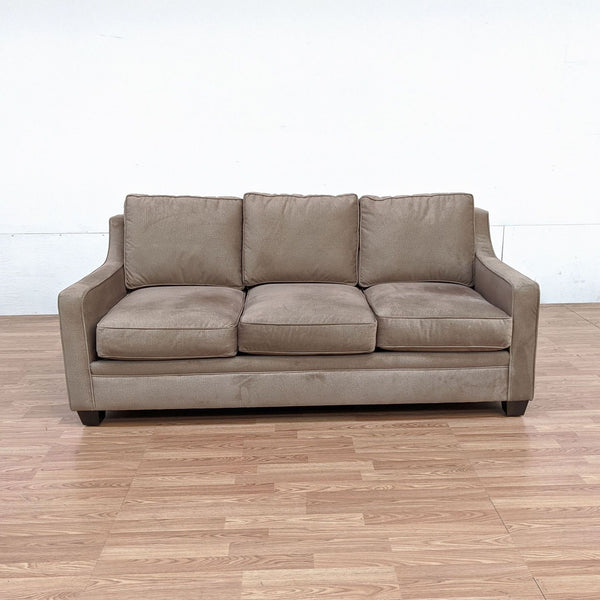 Rowe Furniture Upholstered Sofa