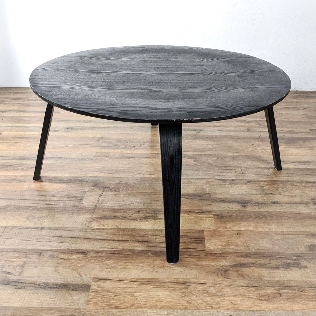 Bentwood Black Oak Coffee Table