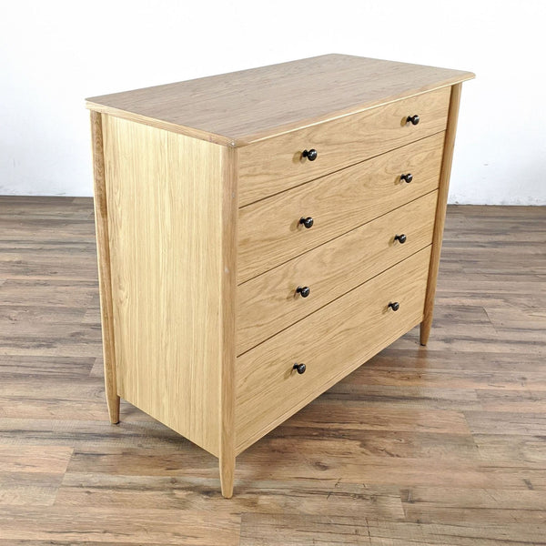 Yonga Emily Chest in Natural Oak
