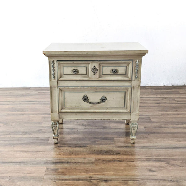 Vintage Dixie French Provincial Nightstand