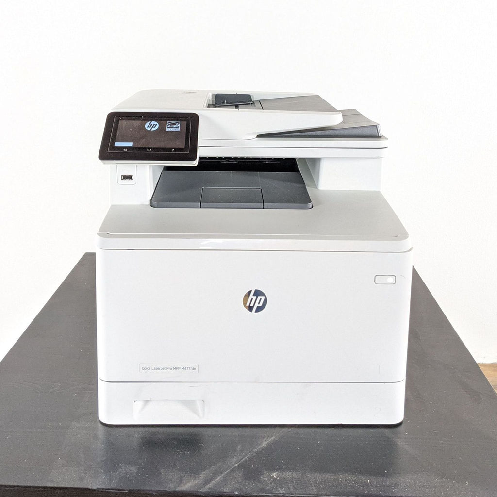 HP Color Laser Jet Pro MFP M477fdn Printer