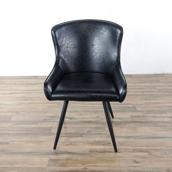 Zuo Modern Faux Leather Dining Chair