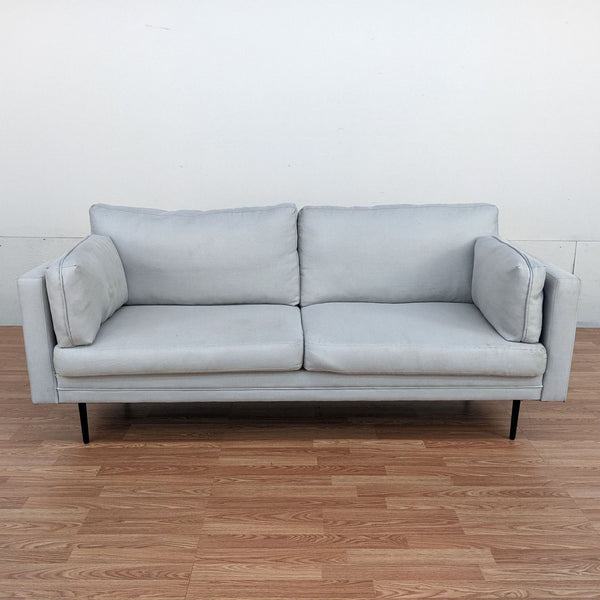 Oliver Space Light Gray Sofa