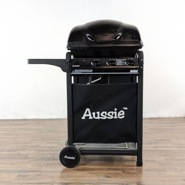 Aussie by Meco Three-Burner Gas Grill