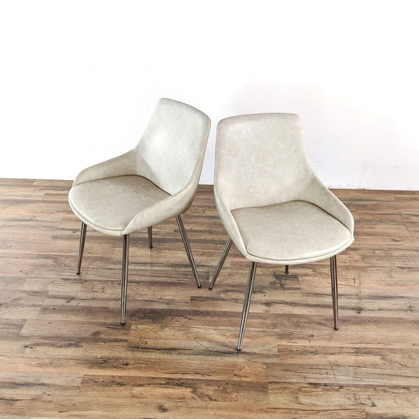 Pair of Reeves Dining Chairs