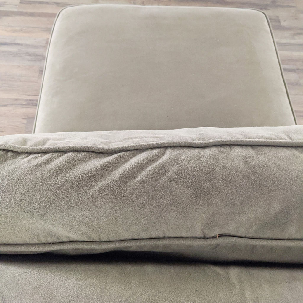 Pottery Barn Pearce Armless Sectional Chair