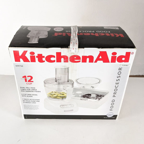 KitchenAid KFP750 Food Processor