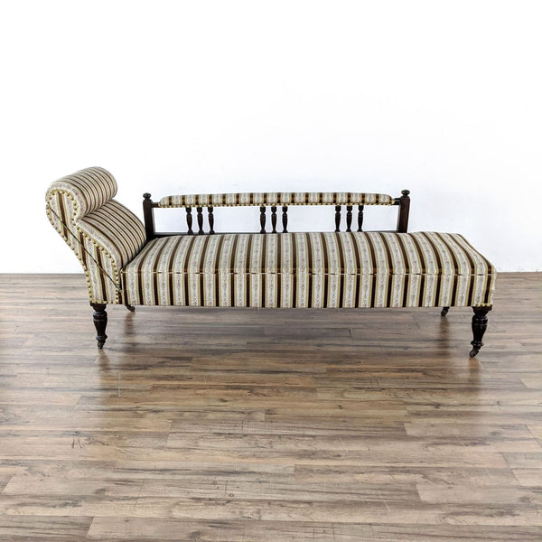 Vintage Upholstered Fainting Sofa
