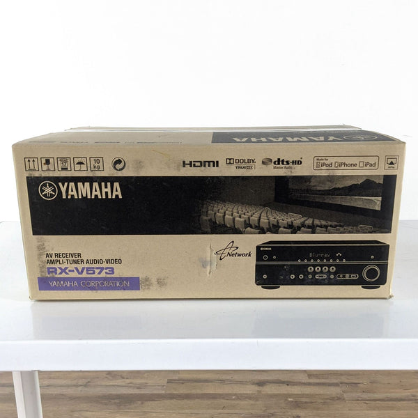 Yamaha RX-V573 AV Receiver Ampli-Tuner Audio-Video