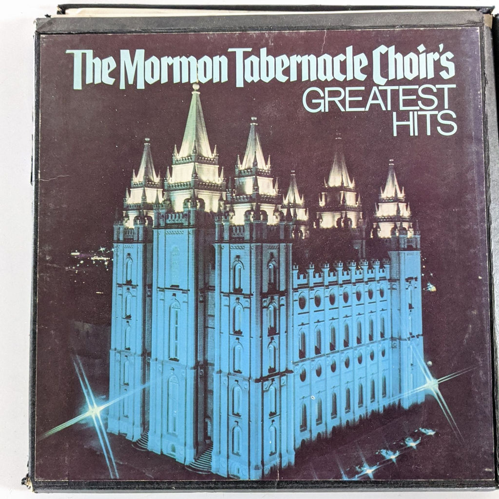 The Mormon Tabernacle Choir's Greatest Hits Vinyl