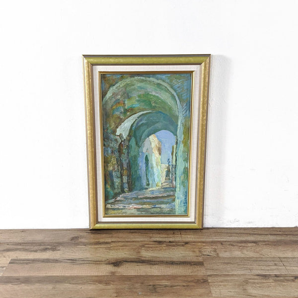 Framed Painting by Sorkin