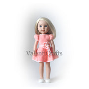 Wellie Wishers doll crochet dress and panties pattern