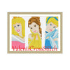 Disney Princess Cross Stitch Pattern
