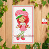 Strawberry Shortcake Cartoon Cross Stitch Pattern