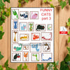 20 Funny Cats (part 3) Cross Stitch Patterns