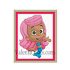Bubble Guppies Molly Cross Stitch Pattern