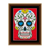 Sugar Skull - 2 Cross Stitch Pattern