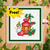 Free Cross Stitch Pattern Christmas