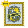 Harry Potter Hufflepuff Cross Stitch Pattern