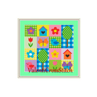 Cross Stitch Pattern for baby