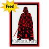 Darth Vader Cross Stitch Pattern, Star Wars