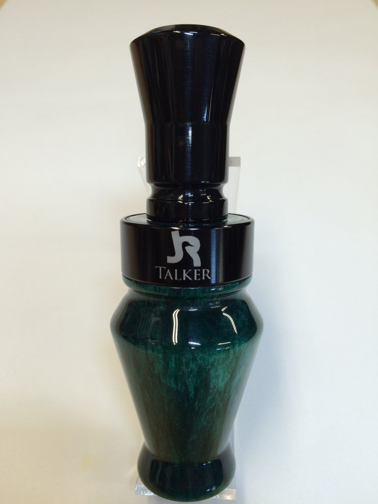 Premium Duck Call Mallard Green