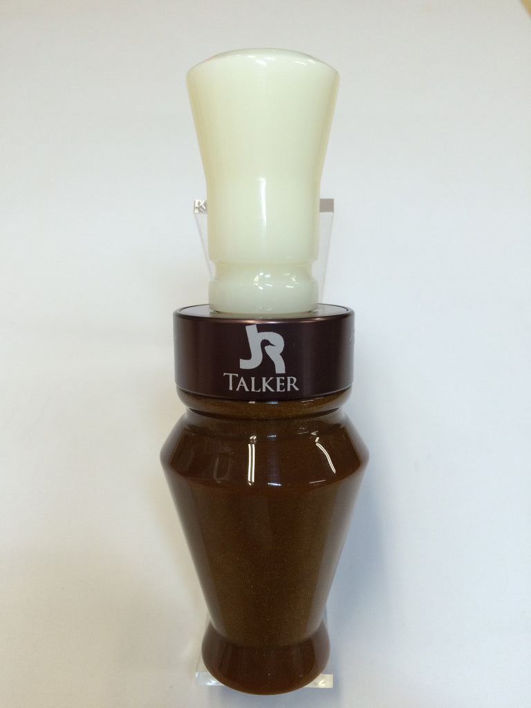 Standard Duck Calls Golden Oak/Brown Band