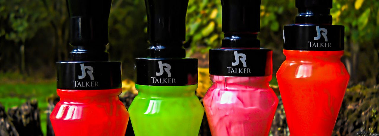 JR Talker Custom Duck Calls